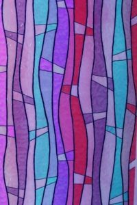 Stained Glass Modern Art