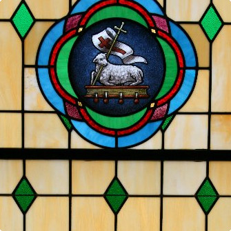 Examples of our stained glass