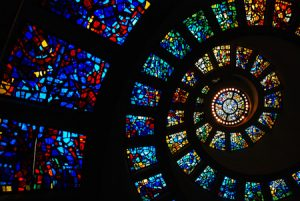 Stained Glass Window Colors
