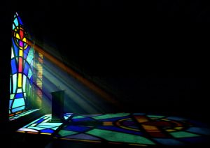 Sunlight and Stained Glass