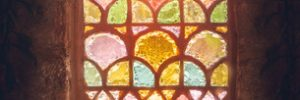 Stained Glass Window Age
