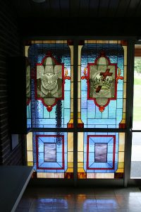 Stained Glass Windows and Churches