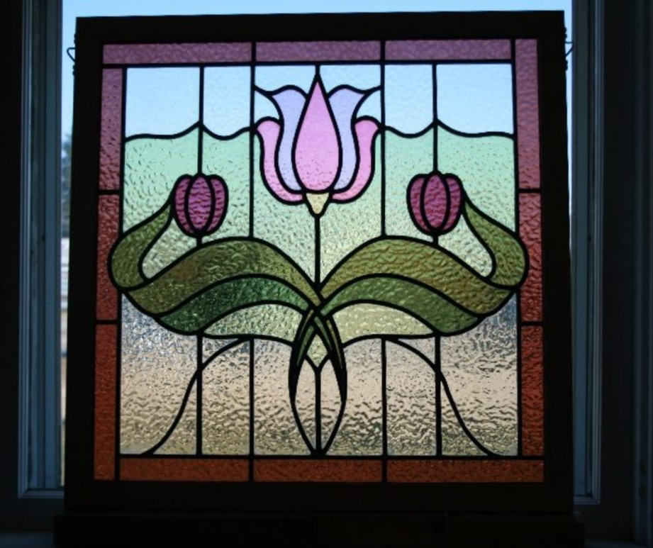 Stained Glass Window Design and Installation in Mechanicsburg, PA