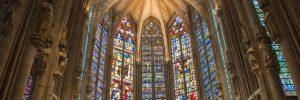 Custom Stained Glass Windows & Restoration in Mechanicsburg, PA