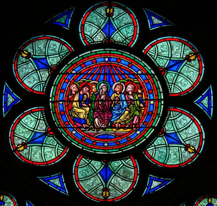 Stained Glass Window Restoration & Repair in Mechanicsburg, PA
