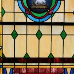 Restoring a stained glass memorial window
